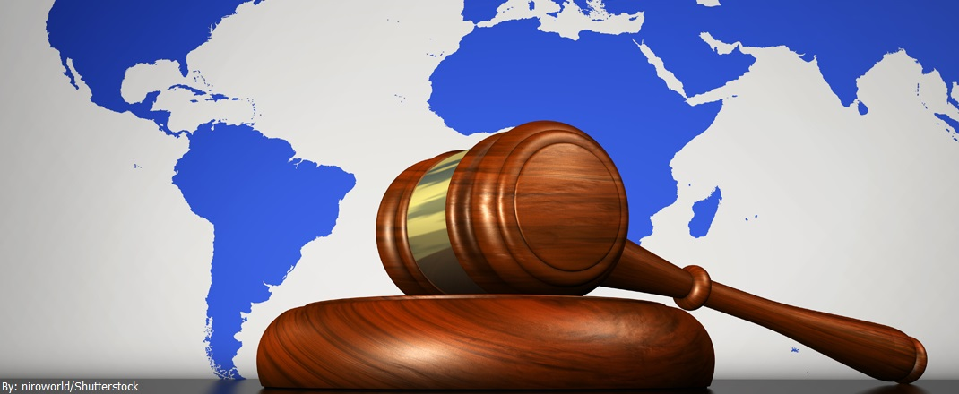 כיבוש צבאי וגבולות הדין הבינלאומי